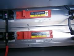 07 蓄電池用安全装置