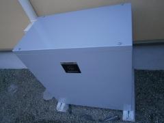 08 シャープ蓄電池の設置完成